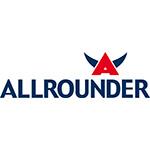 Allrounder Logo von Freizeitschuhen für Individualisten
