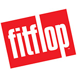 fitflop logo von Markenschuhen